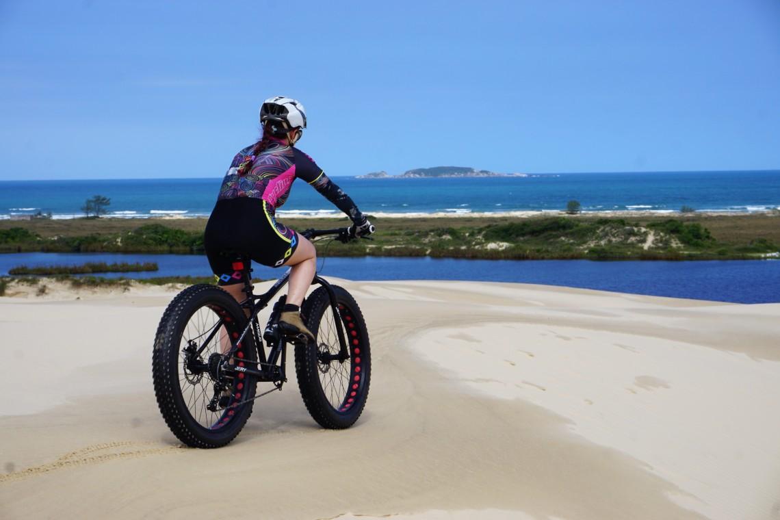 Fatbike dunas Itapiruba