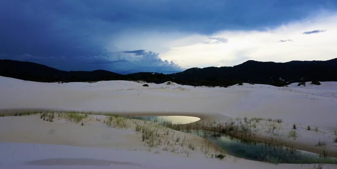 lagos das dunas da joaquina