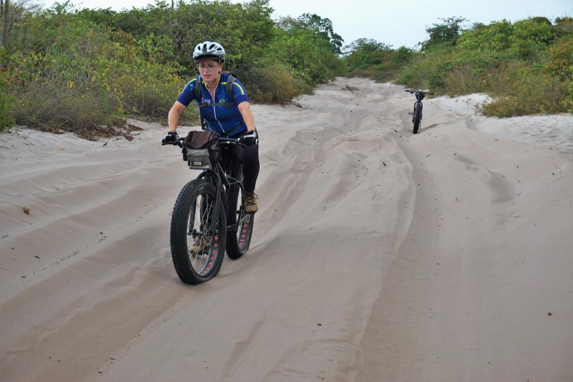 Estrada de acesso a Lagoa Azul