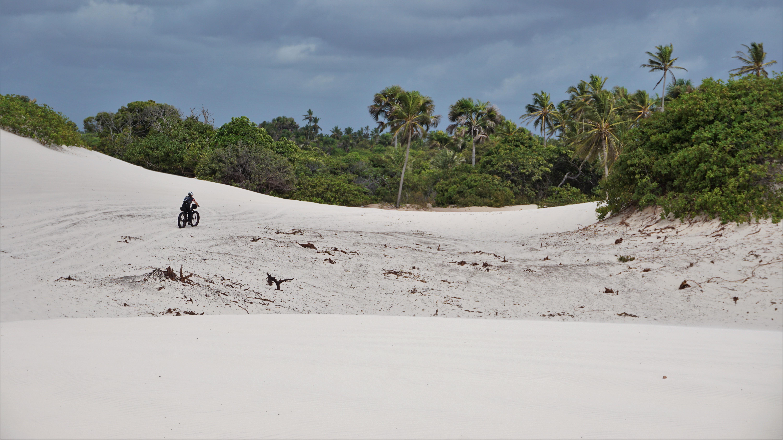 Chegando em Santo Amaro do Maranhão